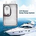 750GPH насос для душа  система зажигания  защищенная для яхты  морской Кемпер RV и т. д. 47 5 л/мин  аксессуары для лодки  морской  2019