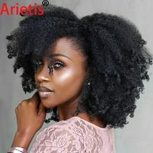 Arietis Store 100% Remy Brazilian Natural Black 8