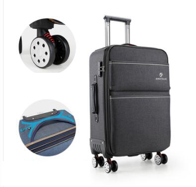 Rolling Luggage Suitcase Cabin  Baggage Travel Trolley Bags For Men Carry On Suitcase Bag Wheels Spinner Suitcase Wheeled Bags