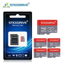 Cartão de memória sd do micro sd do cartão de memória 16gb 32gb u1 64gb 128gb u3