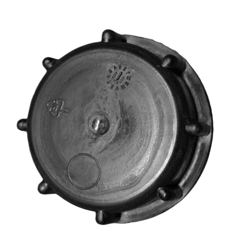 2Pcs IBC Tank Plastic Valve Cap DN 50 Coarse Thread Dust Cover Elements Supply