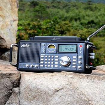 TECSUN S-2000 HAM Portable Radio SSB Dual Conversion PLL FM/MW/SW/LW Air Band Amateur 87-108MHz/76-108 MHz Internet Radio 5
