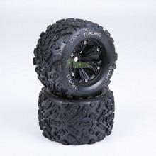 Knobby шины подходят для 1/8 HPI Racing Savage XL FLUX Rovan TORLAND Monster бесщеточные запчасти для грузовиков