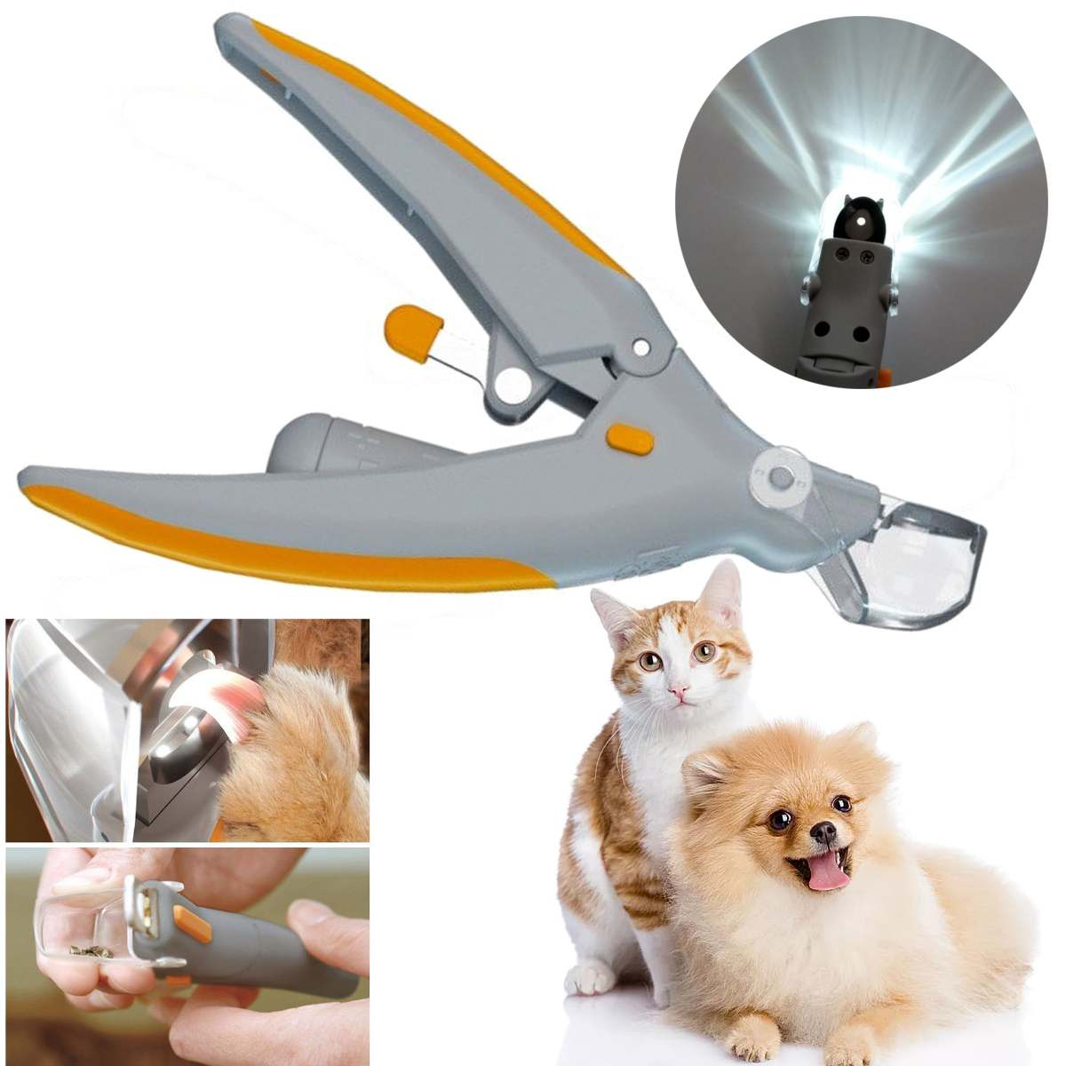 Professional Cat And Dog Nail Cutter Machine To Cut  Your Pets Nails Cleanly 4