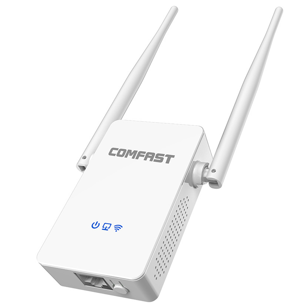 1200Mbps WiFi Range Extender Wireless Mini Amplifier Dual Band Repeater Long Distance Universal Access Point Booster High Speed