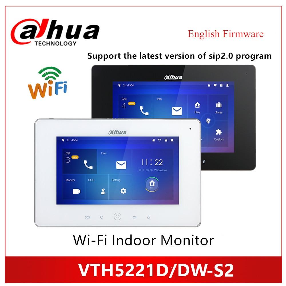 Dahua Video Intercoms WiFi Indoor Monitor 7