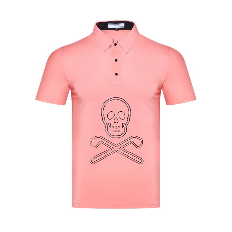 Summer Golf Clothing Men's Golf T-shirt MARK & LONA Short-sleeved T-shirt Quick-drying Breathable T-shirt Big Sale Free Shipping