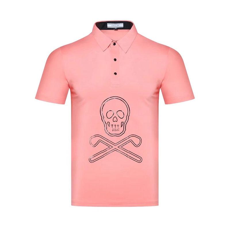 Summer Golf Clothing Men's Golf T-shirt MARK & LONA Short-sleeved T-shirt Quick-drying Breathable T-shirt Big Sale Free Shipping