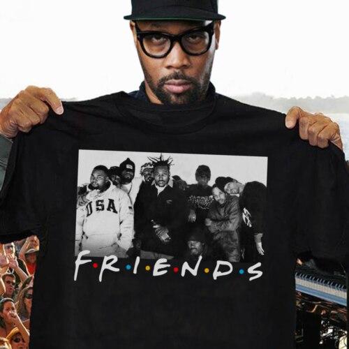 Wu Tang Clan Friends Tv Show Shirt