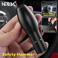 Mini Auto Fenster Glas Breaker Sitz Gürtel Cutter Sicherheits Hammer Leben-Saving Flucht Hammer Schneiden Messer Flucht Klinge Werkzeug