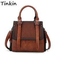 المرأة حقيبة يد vintage حمل حقيبة