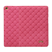 Case For New Ipad 2017 Luxury Flip Auto Wake Up/Sleep Full Protect Cover Stand PU Leather Smart Case For Apple New Ipad 9.7 Inch for new ipad 9 7 luxury leather case for apple ipad 9 7 inch 2018 with magnetic auto wake up sleep hand lift rope a1893 a1954