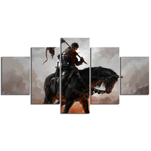 Modular Picture Wall Artwork Canvas Painting Kingdom Come Deliverance Video Game Prints Poster For Modern Living Room Home Decor