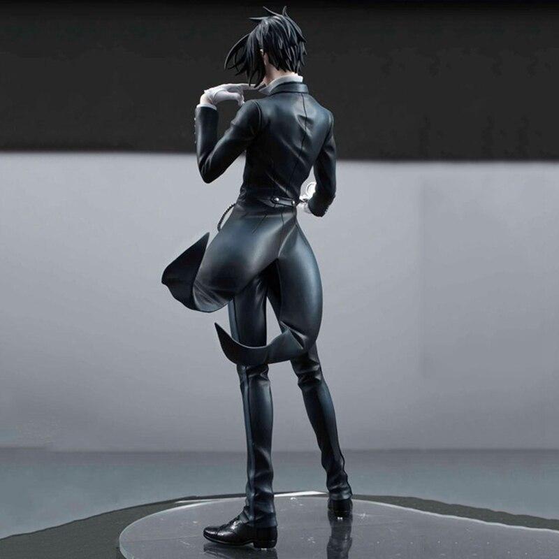 Collections Anime Jouets Black Butler Sebastian Michaelis Figurines Statues 20cm