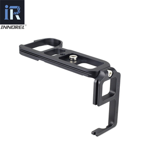 Image 3 - INNOREL LB A7M2 L Type Quick Release Plate Vertical L Bracket LB A7 II Hand Grip Specifically for SonyAlpha7II A7R2 A7M2 A7II