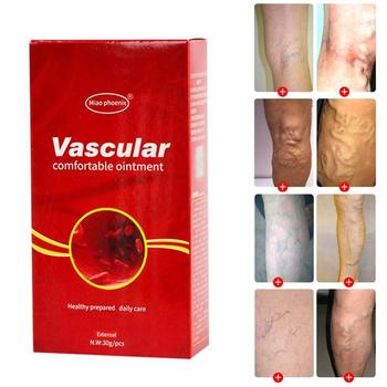 Varicose Veins Treatment Cream Ointment Vasculitis Phlebitis Spider Veins Pain Varicosity Angiitis Remedy Removal Herbal Cream 1