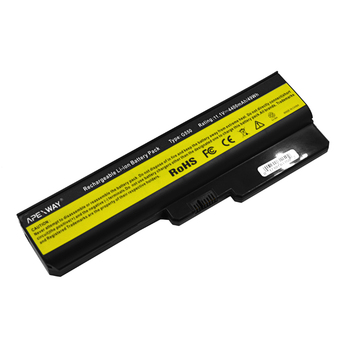 Batería Del Ordenador Portátil Para Lenovo G430 G450 G530 G550 N500 Z360 B460 B550 V460 V450 G455 G555 Y430 42T2722 42T4577 42T4727 42T4728