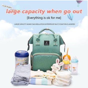 Sac à dos en bandoulière pour maman | Grande capacité, multifonctionnel, sac de voyage avec Interface USB, sac pour maternelle et infantile