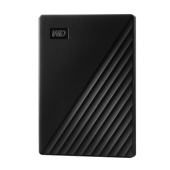 Western Digital WD My Passport™ 1TB 2TB 4TB External Hard Drive Disk WD Backup™ software and password protection 3-year warranty