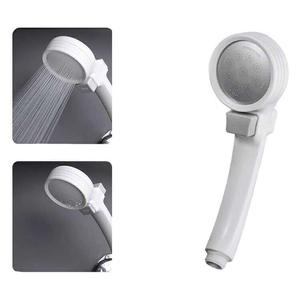 Shower-Head Bath Plastic New Spray No Nozzle WATER-SAVING-FILTER Pressure-Rainfall High-Quality