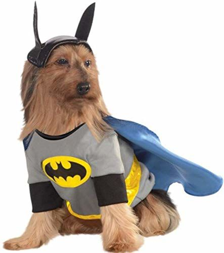 Disfraz De Batman Classic Para Perro - M