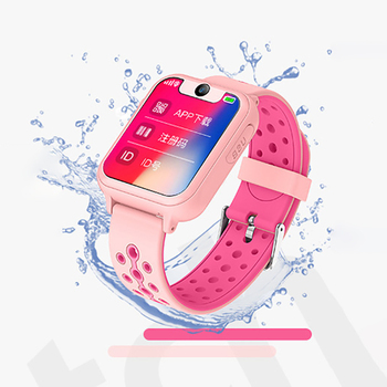 S6 Children smartwatch LBS positioning locator tracker SOS Voice Chat Anti Loss monitor waterproof smart watches Kids Gift 2