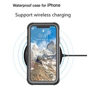 Image 4 - Case Voor Iphone 12 Pro Max 11 Pro Xr Xs 7 8 Effen Schokbestendig Siliconen Telefoon Case Screen Bescherm Case phone Case Clear Back Cover