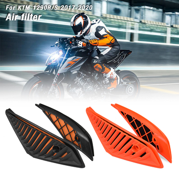 Motorcycle Accessories Intake Air Filter Cover Protector For KTM 1290 Super Duke R 2017 2018 2019 2020 Motorbike Parts maisto 1 12 ktm 1290 super duke superduke r motorcycle motorbike diecast display model toy for kids boys girls