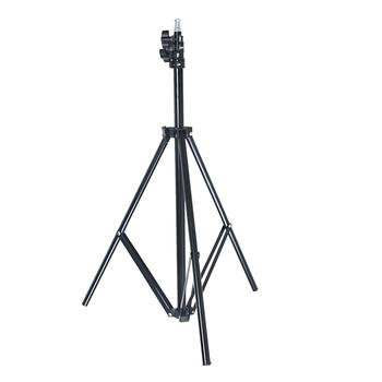 200cm 6 5 stóp lekki statyw fotografia błyskanie studyjne prędkości lekki statyw parasol wystawcy uchwyt tanie i dobre opinie Fasdga Kamera wideo CN (pochodzenie) Mini statyw Lekki Z aluminium