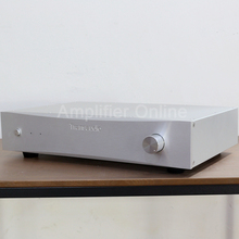 1PCS New Silver/Black Finished Base On FM300A Circuit With Tone 150w*2 Home Hifi Power Amplifier With ALPS27 Potentiometer AP64