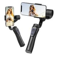 Stabilizzatore cardanico palmare a 3 assi per Smartphone iPhone 11 12 XS Huawei Xiaomi Samsung Action Camera registrazione Video Vlog Live