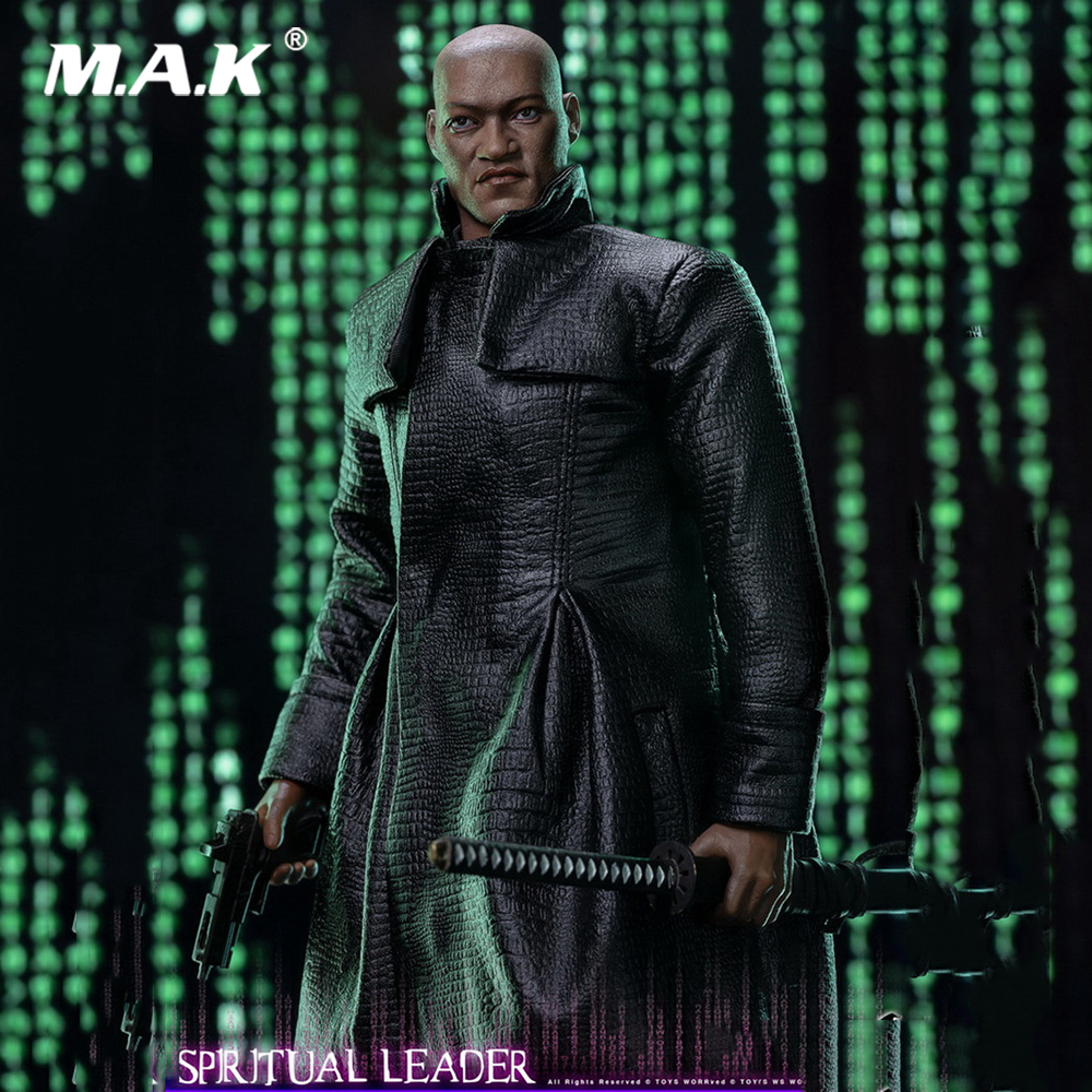 In Stock For Collection Toys Works TW009 1/6 Scale Male Spiritual Leader Action Figure Model For Fans Holiday Gifts