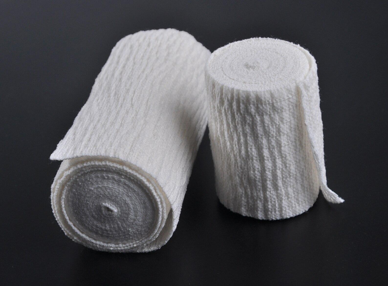 Sports Protection With Bandage Polyester Cotton Urethane Elastic Fibre Flick Bandage Flick Wrinkles Protective Bandage Elastic B