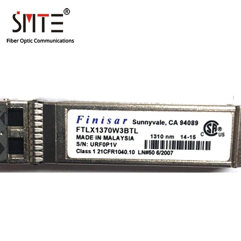 Finisar FTLX1370W3BCL OPT TXRX 1310NM 10GB SFP+ LC Single-Mode Optical Fiber Transceiver Original