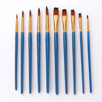 5 Pcs Paint Brushes Set Paint Brushes Alca Cartel