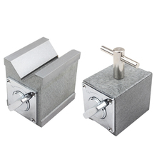 6T 8T 10T 12T 7K 12K V type Metal Switch Magnetic Table Base Magnetic Base Dial Indicator Stand Base Magnet Holder Wire Cutting