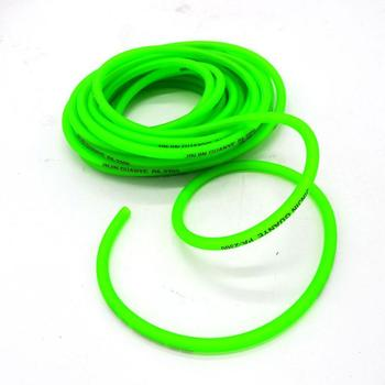 цена на 8mm(OD) x 5mm(ID) PU Air Tubing Pipe Hose 10 Meter 10M Oil Hose Fuel Line Tube Pipe ATV Quad Monkey Bike Scooter Motorcycle Part