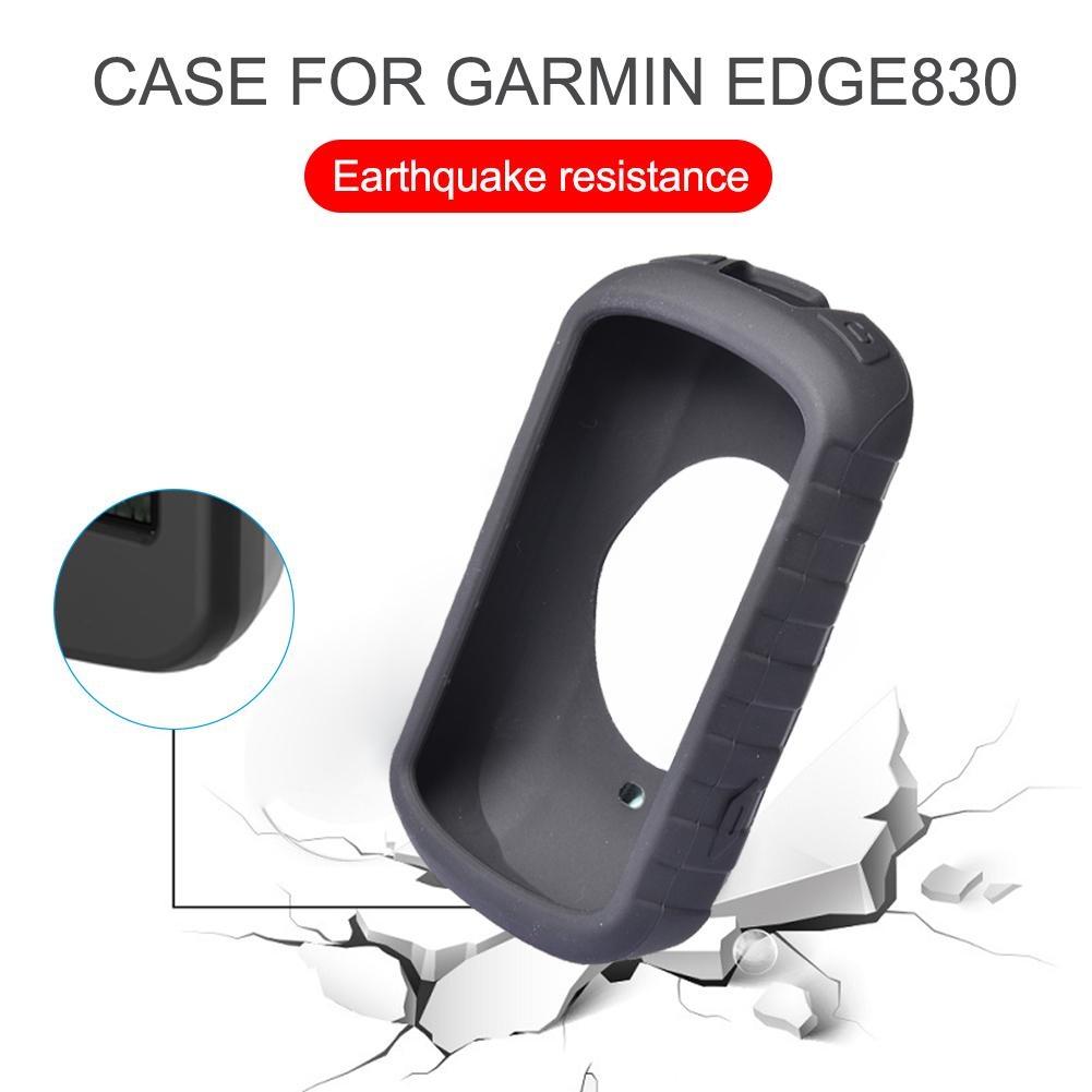 Silicone Case Protective Cover For Garmin Edge 830 in Smart Accessories from Consumer Electronics