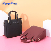 Casual  Shoulder Bags Women Leather Ladies Crossbody Bag 2019 Messenger Bag Large Capacity Tote Bolsa Sac Purse Female Handbag 3 sets handbag women composite bag female large capacity tote messenger bag fashion shoulder crossbody bag small purse card bags