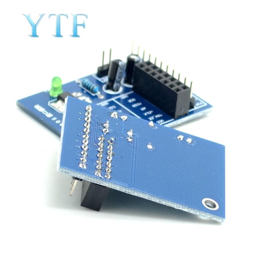 NRF905 Wireless Module Socket / NRF905 Adapter Board /905 Communication Module /3.3V Voltage Regulator Module