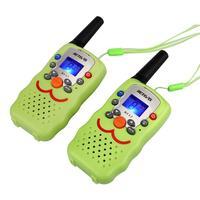 way רדיו ווקי טוקי ילדים רדיו Handy 2 Way רדיו PMR446 PMR FRS פנס יום הולדת מתנה לחג המולד חג המולד מתנה Retevis RT32 מיני ווקי טוקי 2pcs (2)