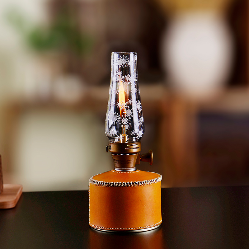 Image 2 - Thous Winds Lumiere lantern Wass gas lamp glass lampshade outdoor camping lamp replacement glass  lantern accessoriesOutdoor Stoves   -
