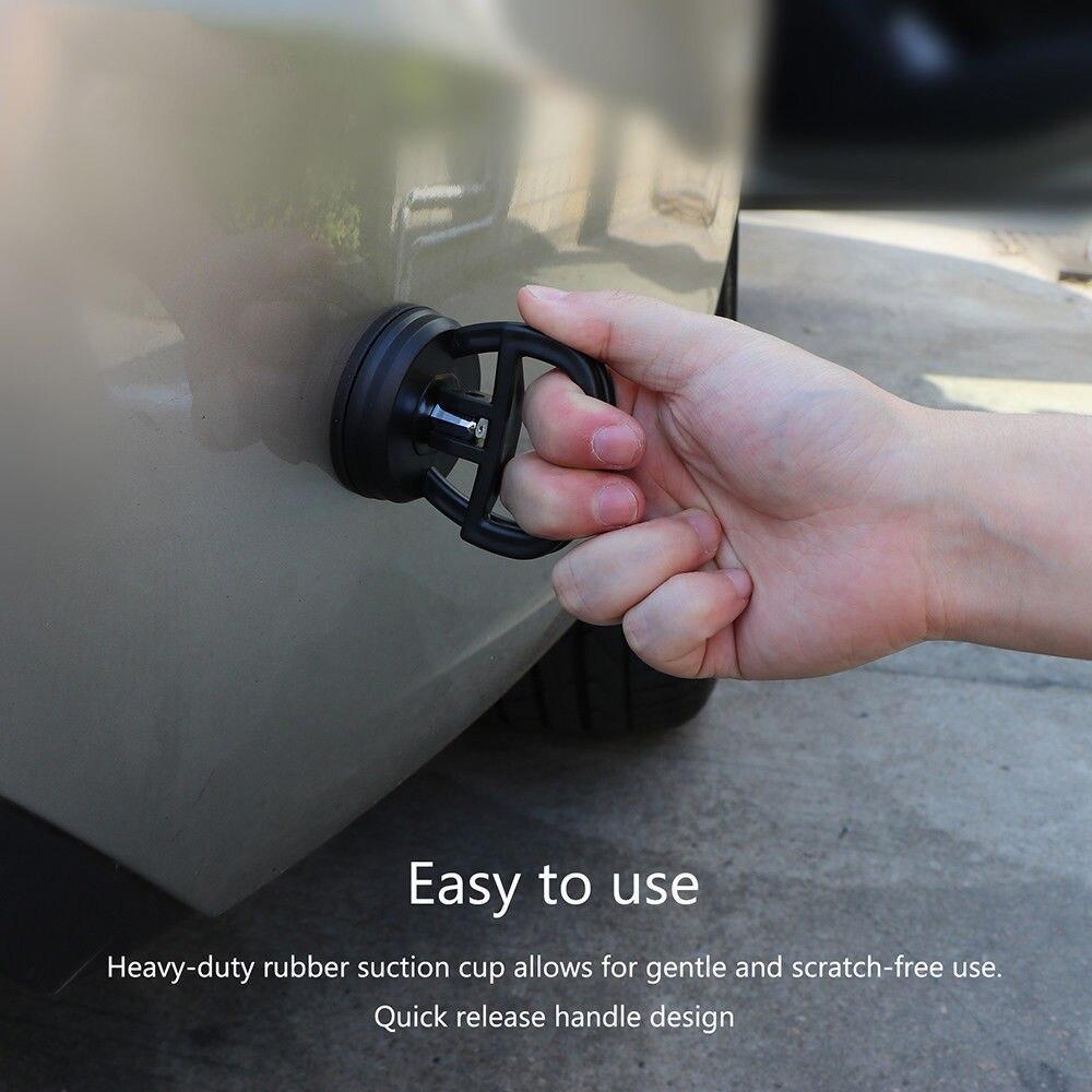 Ô Tô Mini Dent Tẩy Kéo Tự Động Cơ Thể Dent Dụng Cụ Tẩy Mạnh Mẽ Hút Bộ Dụng Cụ Sửa Chữa Ô Tô Thủy Tinh Kim Loại Nâng