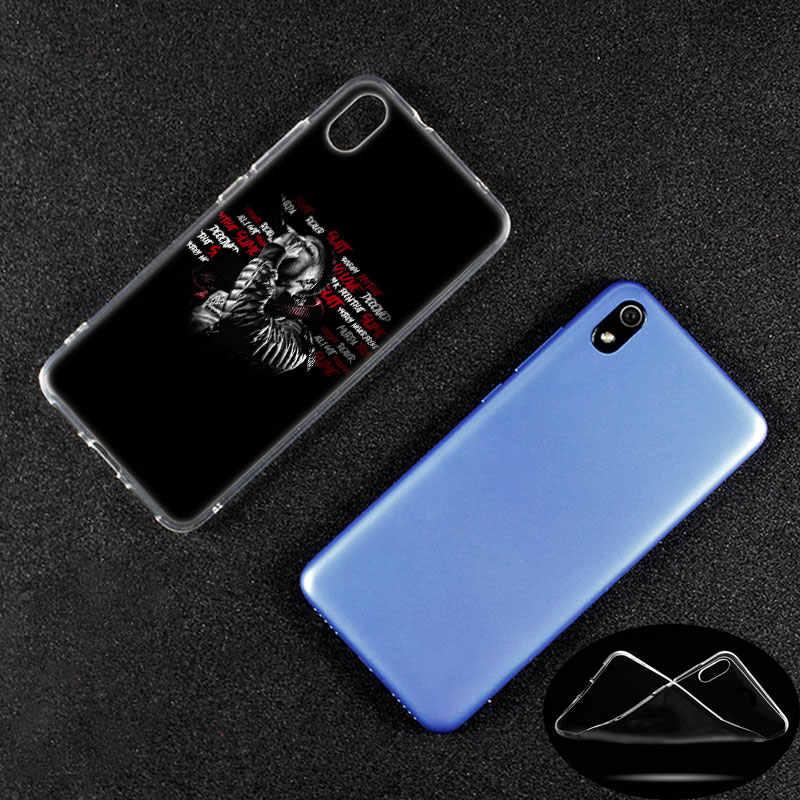 Funda de silicona blanda Youngboy nunca se ha roto de nuevo para Xiaomi Redmi K20 Pro 7 7A 6 6A 4X5 Plus s2 ir Nota 8 7 6 5 Pro 4