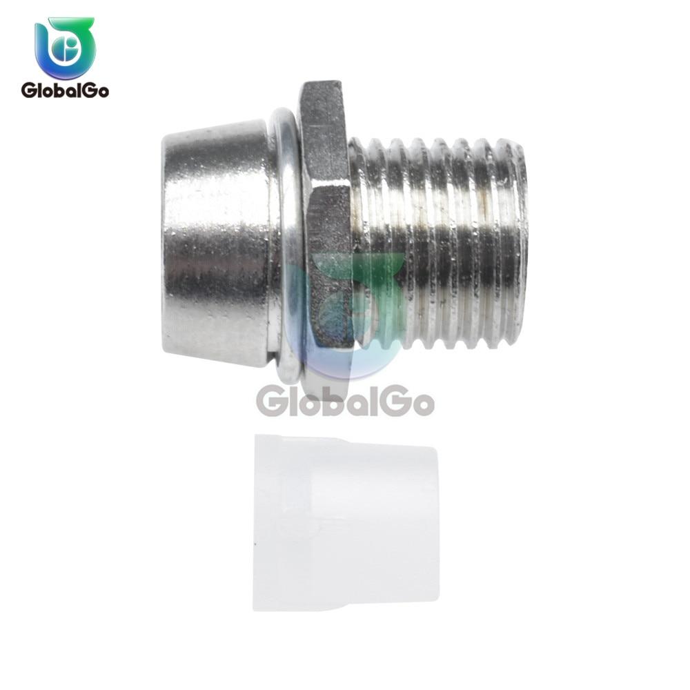 10PCS Chrome Metal LED 3mm Plated Bezels Panel Holder Case
