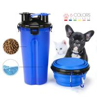 portable-2-in-1-pet-water-bottle-food-container-with-folding-silicone-pet-bowl-outdoor-travel-dog-cat-feeder-cup