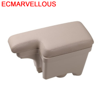 Upgraded Decoration Car-styling Car Arm Rest Interior Styling Automovil Decorative Mouldings Armrest Box 17 FOR Toyota Yaris