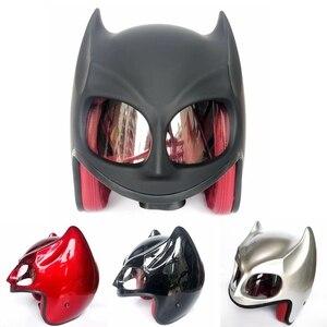 2019 Новый MASEI 616 шлем Бэтмена Темный рыцарь персонализированный мотоциклетный шлем половина шлем открытый шлем мотокросса 7 цветов