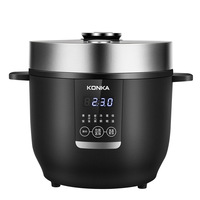 2L Home Intelligent Mini Rice Cooker Electric Timing Rice Cooker Food Warmer 220V rice steamer