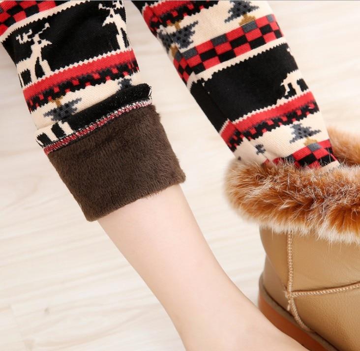 VEENIBEAR Autumn Winter Girls Pants Velvet Thicken Warm Girls Leggings Kids Children Pants Girls Clothing For Winter 2-7T 3